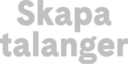 Skapa Talanger